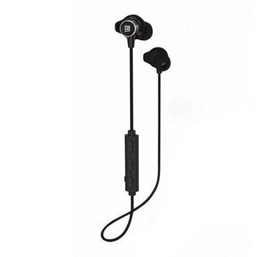 Remax sporty bluetooth eardphone with mic, Black