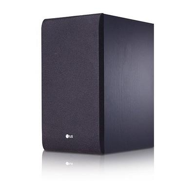 LG Sound Bar Speaker w/ Wireless Subwoofer, 2.1Ch, 300W, Black