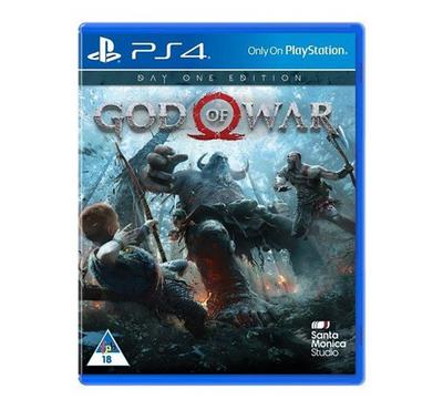 Sony God Of War Action Game Software