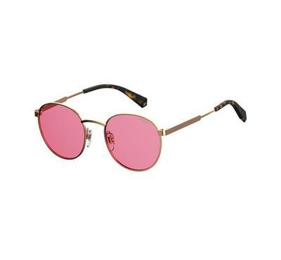 بولارويد نظارة شمسية للجنسين لون وردي