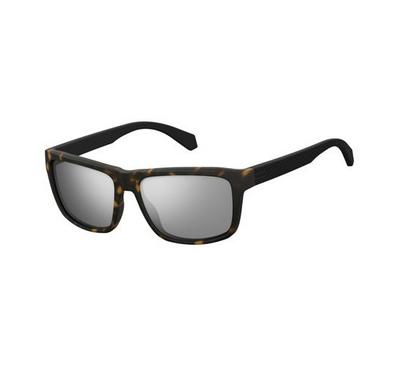 Polariod Mens Matt Havana Sunglasses