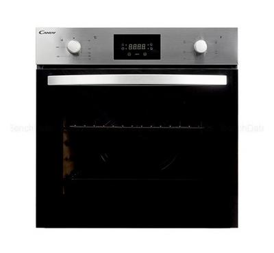 Candy 60cm 65L Capacity Built-in Oven Inox