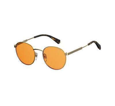 بولارويد نظارة شمسية للجنسين لون برتقالي