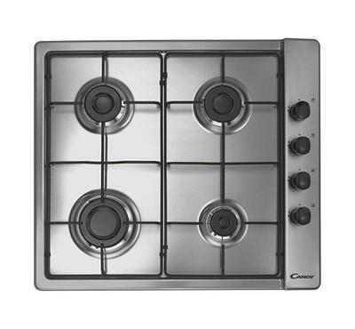 Candy 60cm Lateral Gas Hob Inox