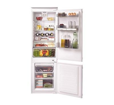 Candy 250L Combi Built-in Fridge White