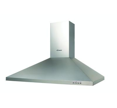 Candy 90cm Chimney Hood Inox