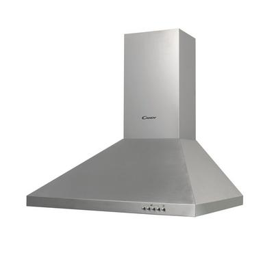 Candy 60cm Chimney Hood Stainless steel