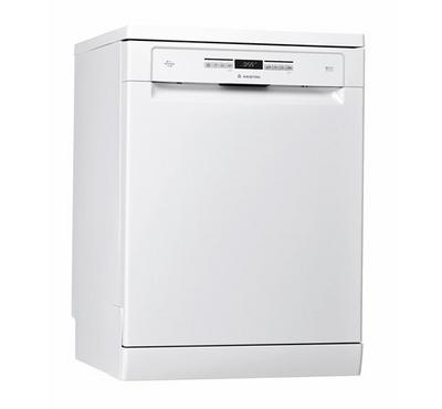 Ariston LFO3P23WL, Dishwasher, 9 Programs, 15 Place Settings, White