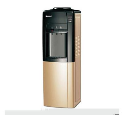 مبرد مياه فينسنتي بدون خزانة ، 3 حنفية ، طبيعي ، ساخن وبارد ،