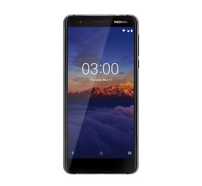 Nokia 3.1 TA-1049, 16GB, Black
