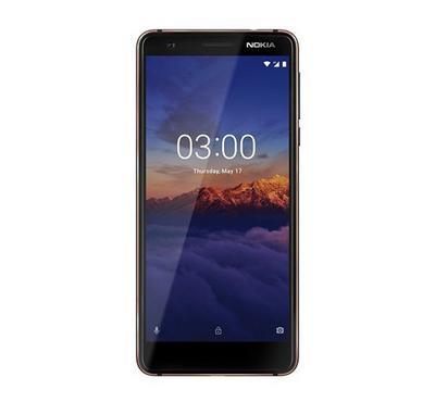 Nokia 3.1 TA-1049, 16GB, Blue