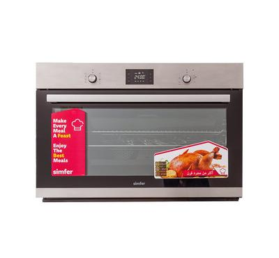 Simfer Built-in 90cm Electric Oven Stainless Steel