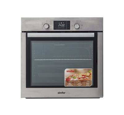 Simfer Premium Electric Oven Stainless Steel