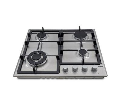 Simfer Built-in Hobs 4 Burners Stainless Steel