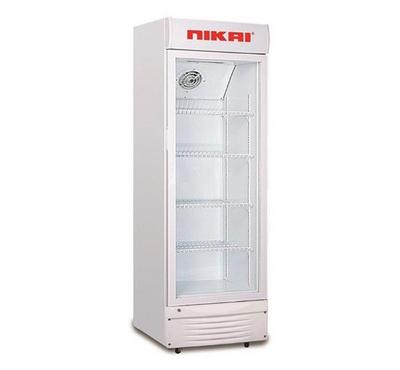 Nikai 348L Showcase Chiller White