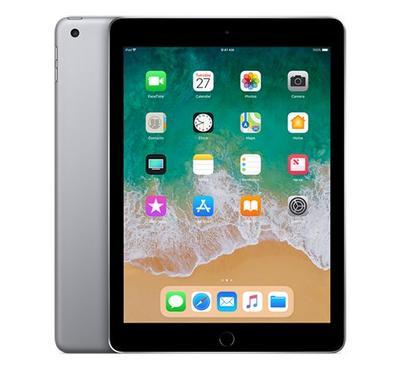 Apple iPad 6th Gen, 9.7 Inch, WiFi, 32GB, Space Grey