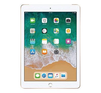 Apple iPad 6th Gen, WiFi, 32GB, Gold