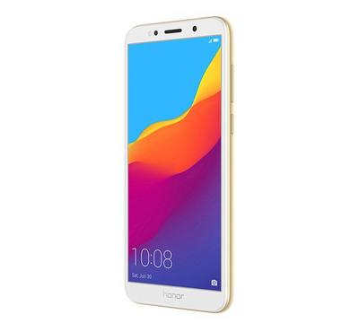 Honor 7S, Dual Sim, LTE, 5.45 Inch, 16GB, Gold