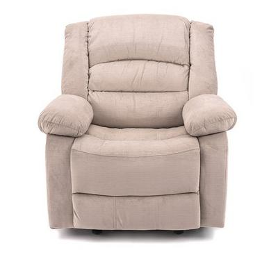Rocking Recliner, Beige