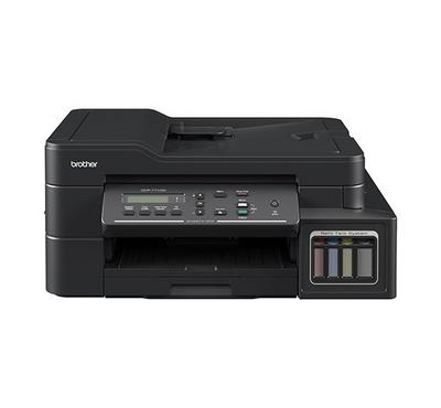 Brother, Colour Inkjet MFC Printer, Print/Scan/Copy, Mobile Print, Black