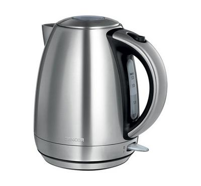 Sencor 1.7L Electric Jug Kettle 2000W Brushed Stainless