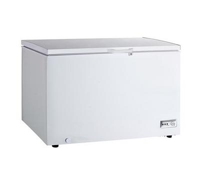 Sharp 580.0L Chest Freezer Frost White.