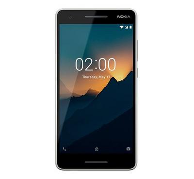 NOKIA 2.1, 8 GB, Gray and Silver