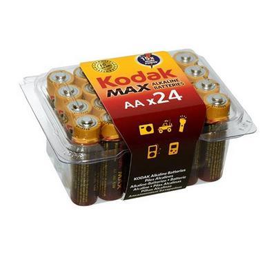 Kodak Max Alkaline AA x 24