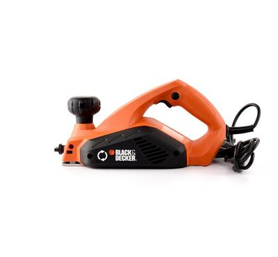 BLACK & DECKER 650W 2.0 Mm DoC Planer, 8mm Rebating Depth