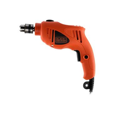 BLACK & DECKER 480W 10mm H/Drill Single Speed