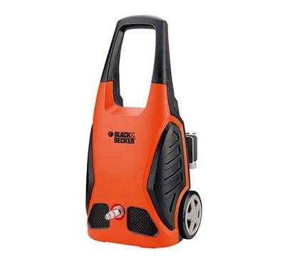 BLACK & DECKER Pressure Washer 1600W 120 Bar