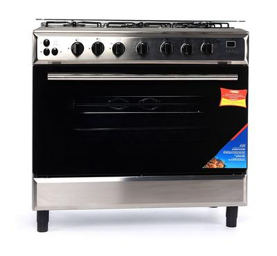 ClassPro, Gas Cooker, 90X60, 5 Burners, Stainless Steel
