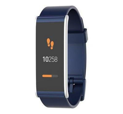 Mykronoz Activity and Heart rate Tracker with Colour Touchscreen Blue