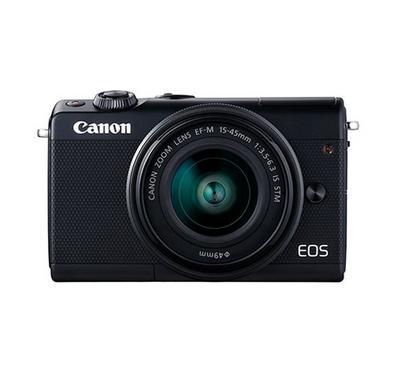CANON STM, 24 Megapixels, Shutter speed 1 4000, WiFi, 3inch LCD,  Black
