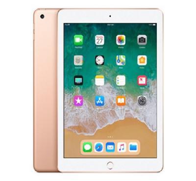 APPLE iPad, 9.7 Inch, Wi-Fi, 128GB, Gold