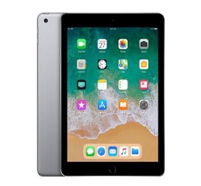 Apple iPad 6th Generation 2018, 9.7 Inch, WiFi, 128GB, Space Grey