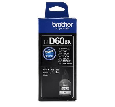 BROTHER Black Ink Bottle, yield is 6,500 Pg