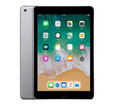 Apple iPad  6Th Generation, 9.7 Inch, Cellular, WiFi, 128GB, Space Grey