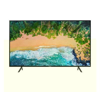 Samsung SERIES 7 NU7100 43-Inch Smart LED TV UHD-4K Black