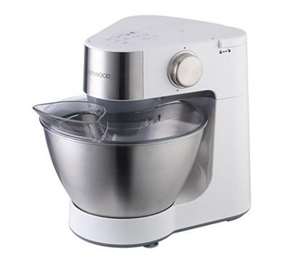 Kenwood 900W Prosper Kitchen Machine Mixer with Meat Mincer Attachment White