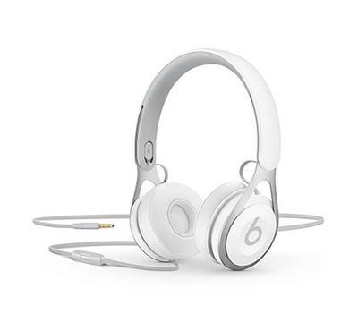 Beats EP On-Ear Headphones, White