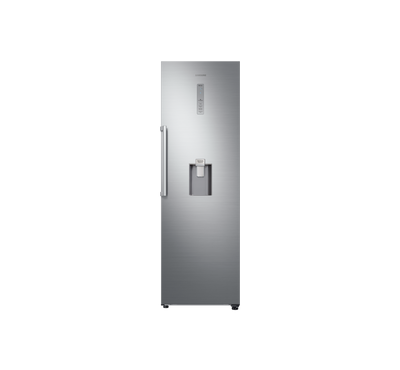 Samsung Refrigerator w/ Water dispenser, 350 L, Stainless Steel