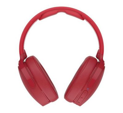 Skullcandy Hesh 3 Wireless Over-Ear Headphones, Red