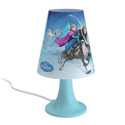 PHILIPS Table Lamp with built in LED 2.3W 220 lm ND WW - Frozen