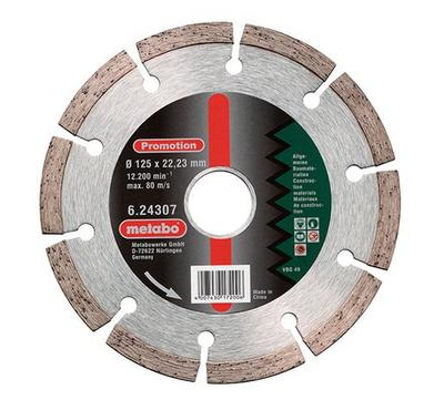 Metabo 4.5 Inch Concrete Cutting Disc