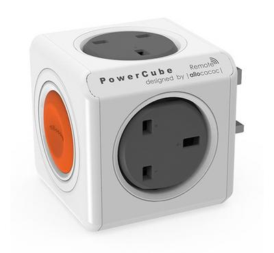 ALLOCACOC PowerCube Original Remote SET UK, White