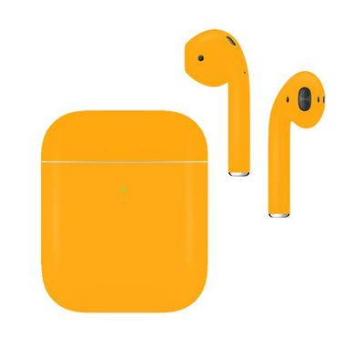 Apple Switch Paint Airpod, Yellow
