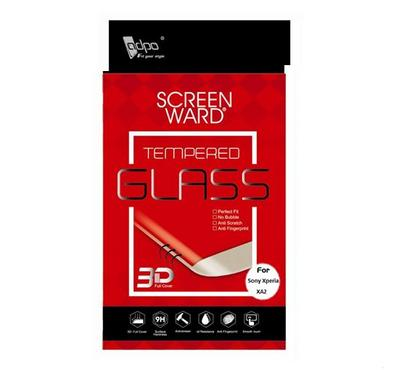 Adpo 3D Tempered Glass Screen Protector For Sony Xperia XA2