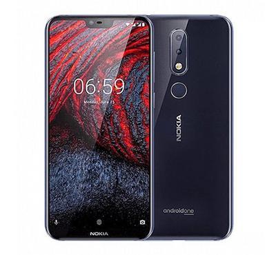 Nokia 6.1 Plus, 64GB, Blue