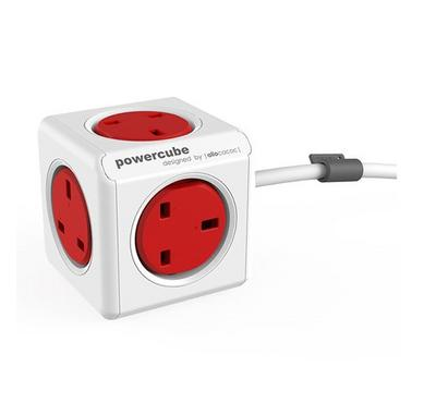 ALLOCACOC PowerCube Extended 3M UK, Outlets 5 socket